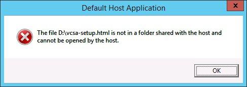 vcsa-setup.html error